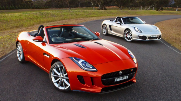 Luxury and sports car sales boomed in 2013.