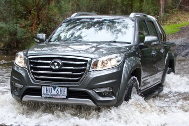Great Wall reveals Australian prices for new Steed Ute
