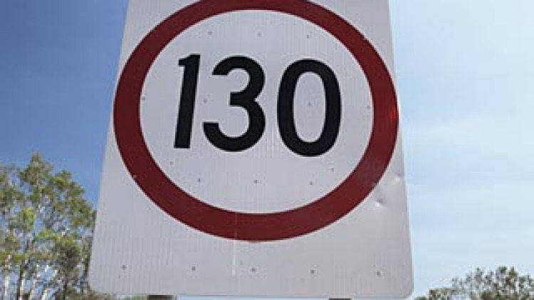 Motorists warned over NT speed limit trial
