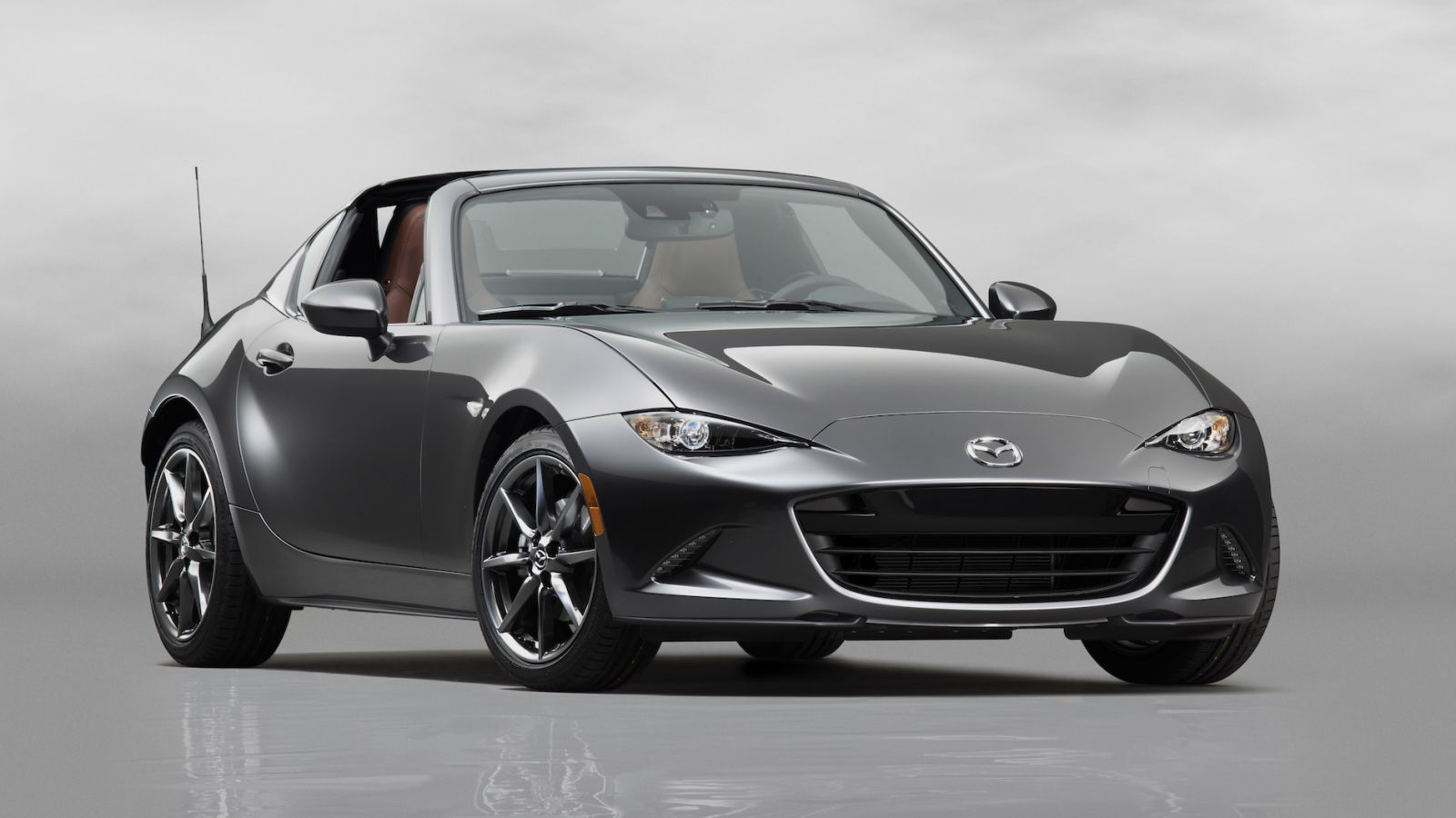 Mazda MX-5 RF Arrives With US-Only Launch Edition