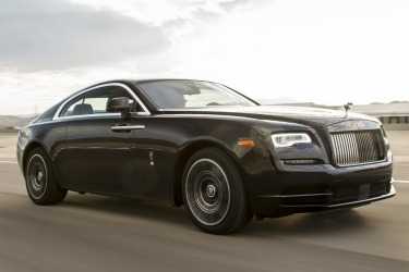 Rolls-Royce is chasing the super-rich along with a herd of bespoke companies:2016 Rolls-Royce Wraith Black Badge.