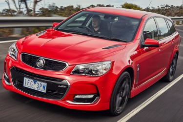 Holden to offer full Commodore range until factory closure