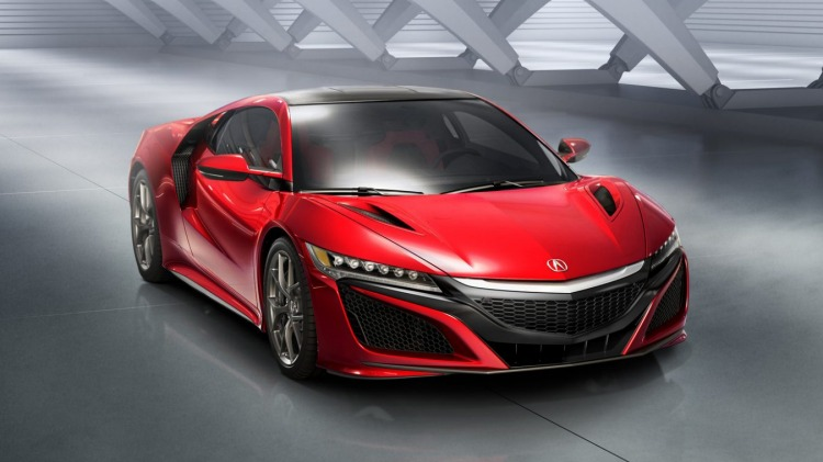 The new NSX is set to spawn a convertible sibling.
