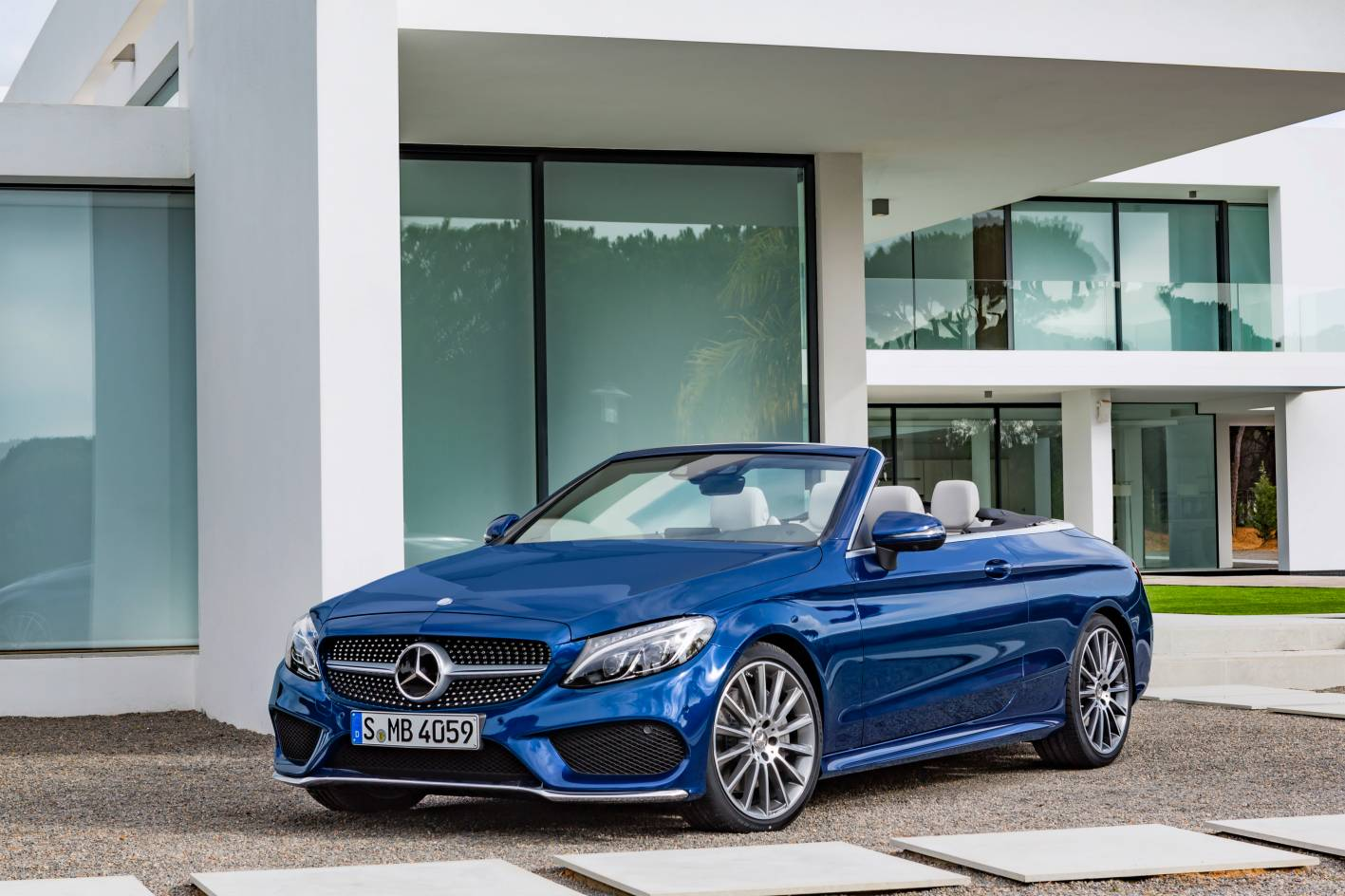 2017 Mercedes-Benz C-Class Cabriolet - Price And Features For Australia