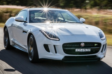 Jaguar F-Type AWD first drive review