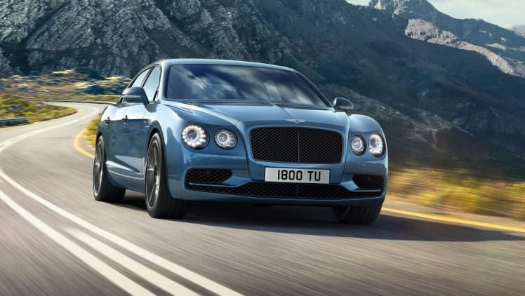 2017 Bentley Flying Spur W12 S.