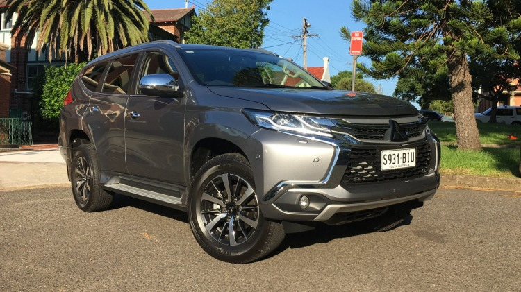 The Mitsubishi Pajero Sport combines surefooted road dynamics with excellent off-road traits.