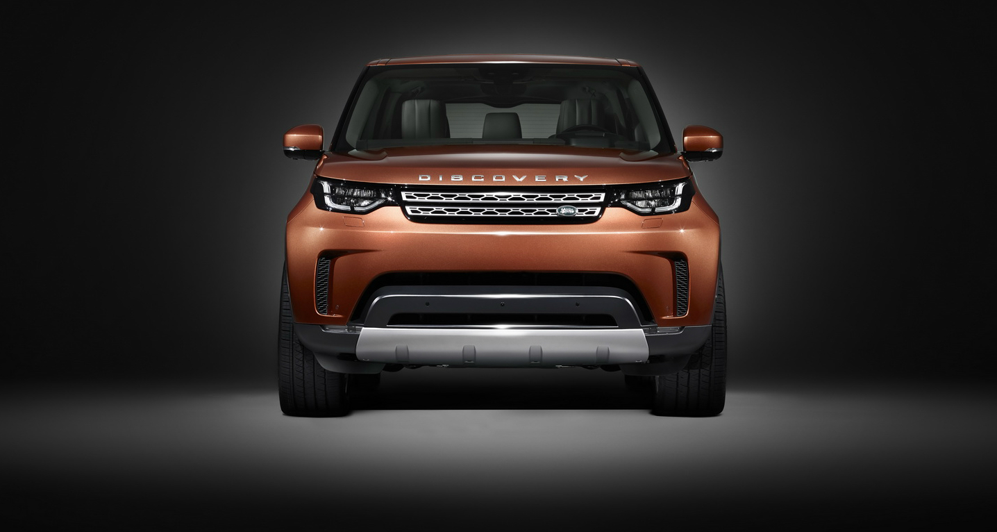 First Look – All-New Land Rover Discovery Coming To Paris