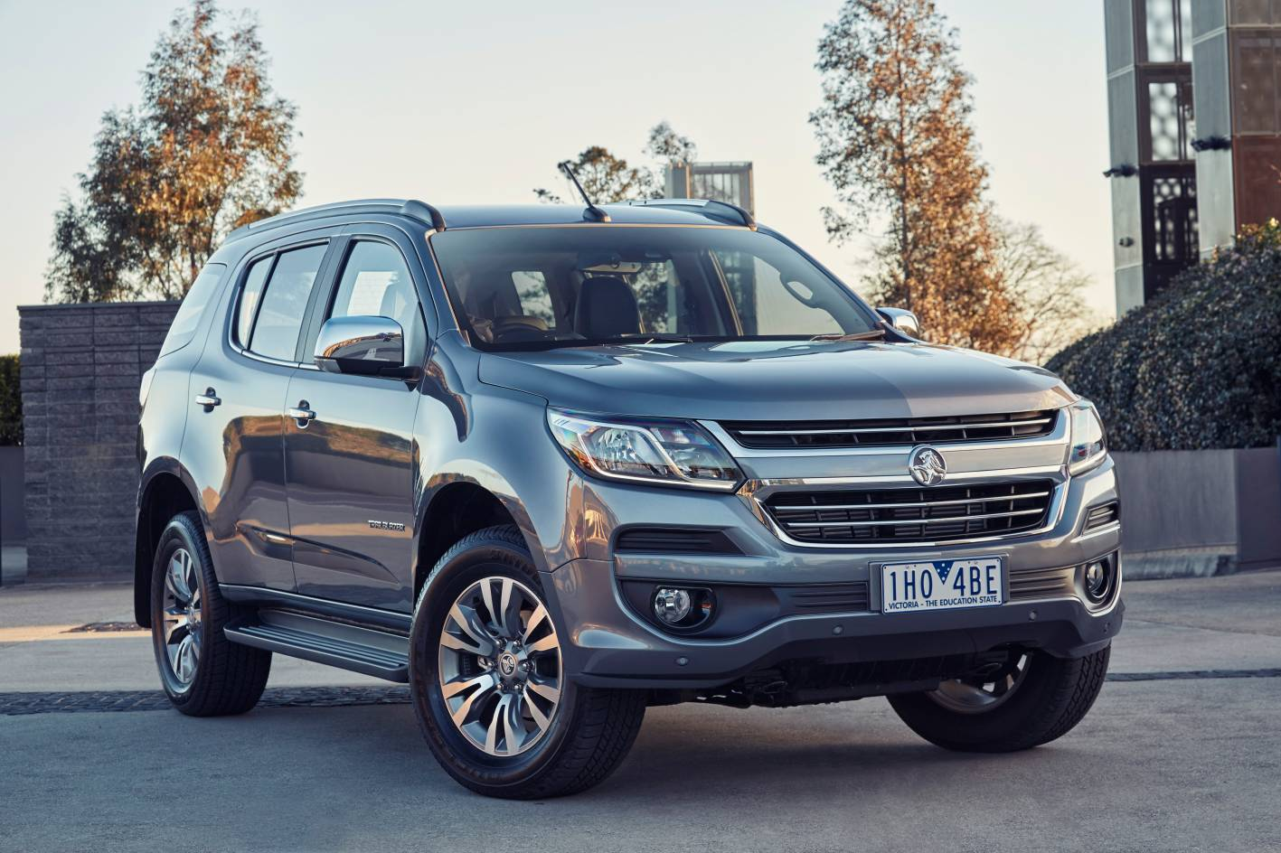 2017 Holden Trailblazer - Price And Features For Australia