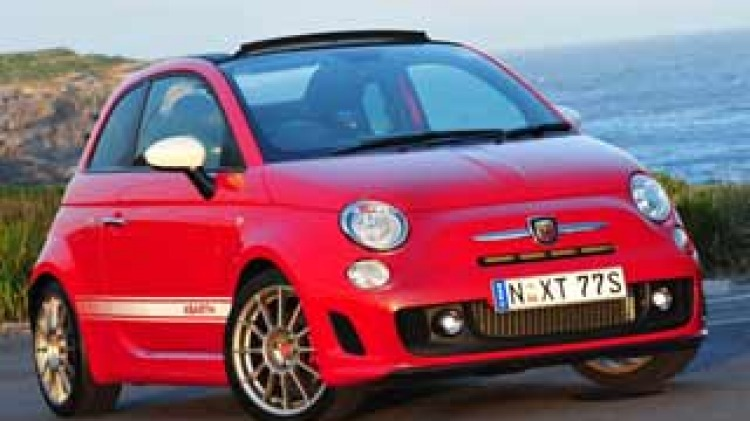 Fiat Abarth 500C EsseEsse quick spin review