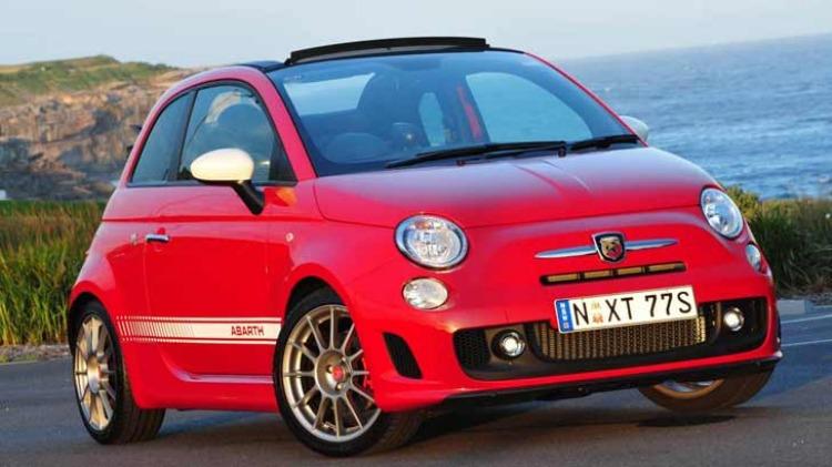 Fiat Abarth 500C EsseEsse.
