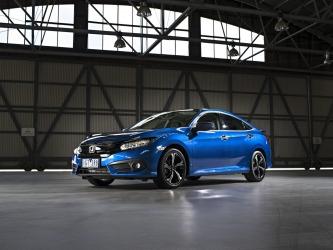 2016 Honda Civic RS new car review