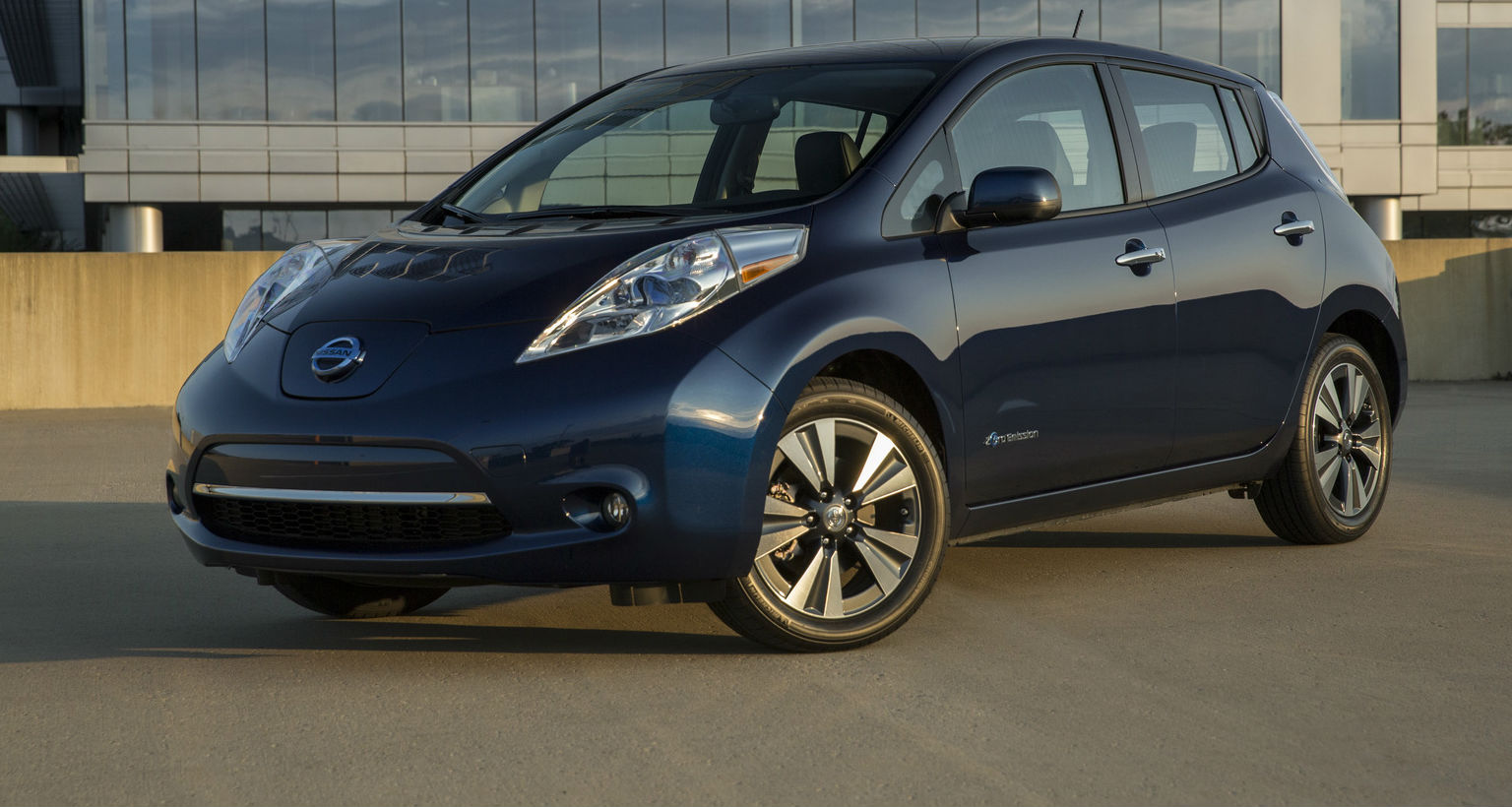 2018 Nissan Leaf To Match It With Model S - Up To 540Km Of Range