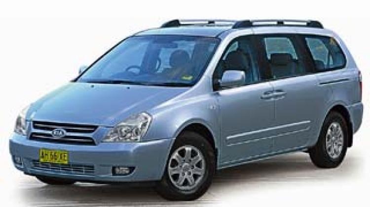 Used car review: Kia Grand carnival 2006-10
