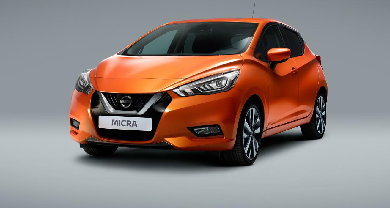Paris Motor Show - All-New 2017 Nissan Micra Heralds Upmarket Shift