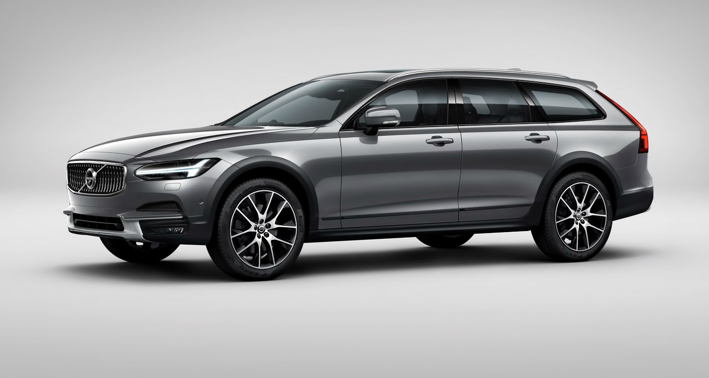 2017 Volvo V90 Cross Country Unveiled - In Australia From Next Year