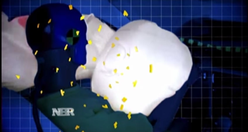 Study Finds Takata 'Fudged' Airbag Test Results Reported To Honda