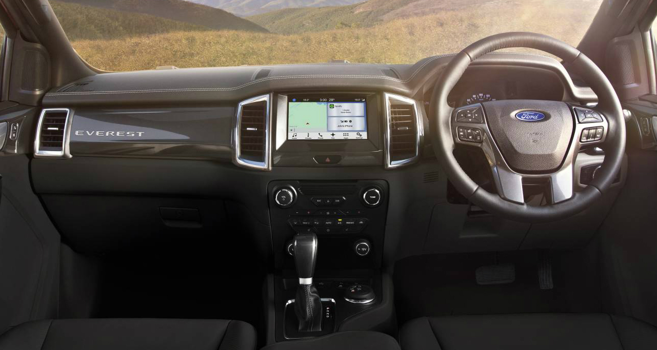 Ford SYNC 3 Infotainment Rollout Before The End Of The Year