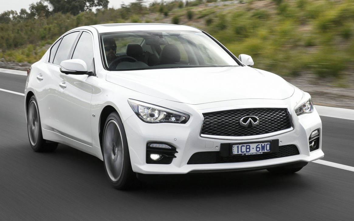 Infiniti Q50 Recalled For Steering Issues