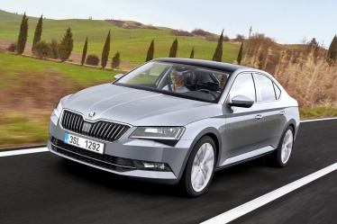 Skoda Superb first drive review
