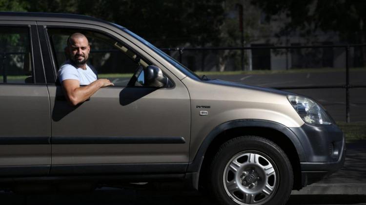 Zac Drayson says his Honda CR-V is his most boring car.