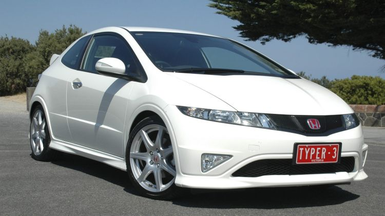 2007-2012 Honda Civic Type R used car review