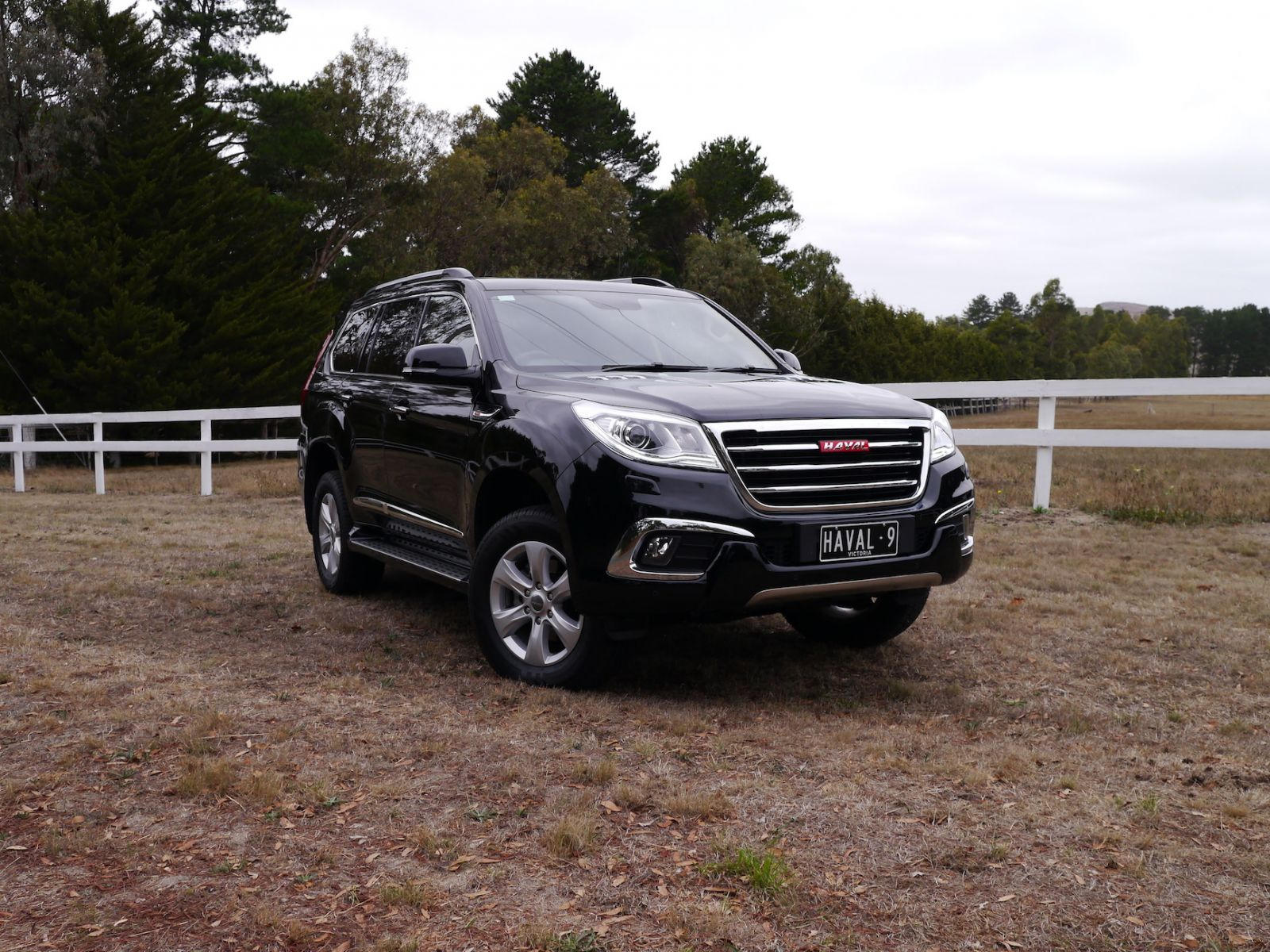 2016 Haval H9 LUX Review | Family-Friendly, But In Need Of A Good Diesel