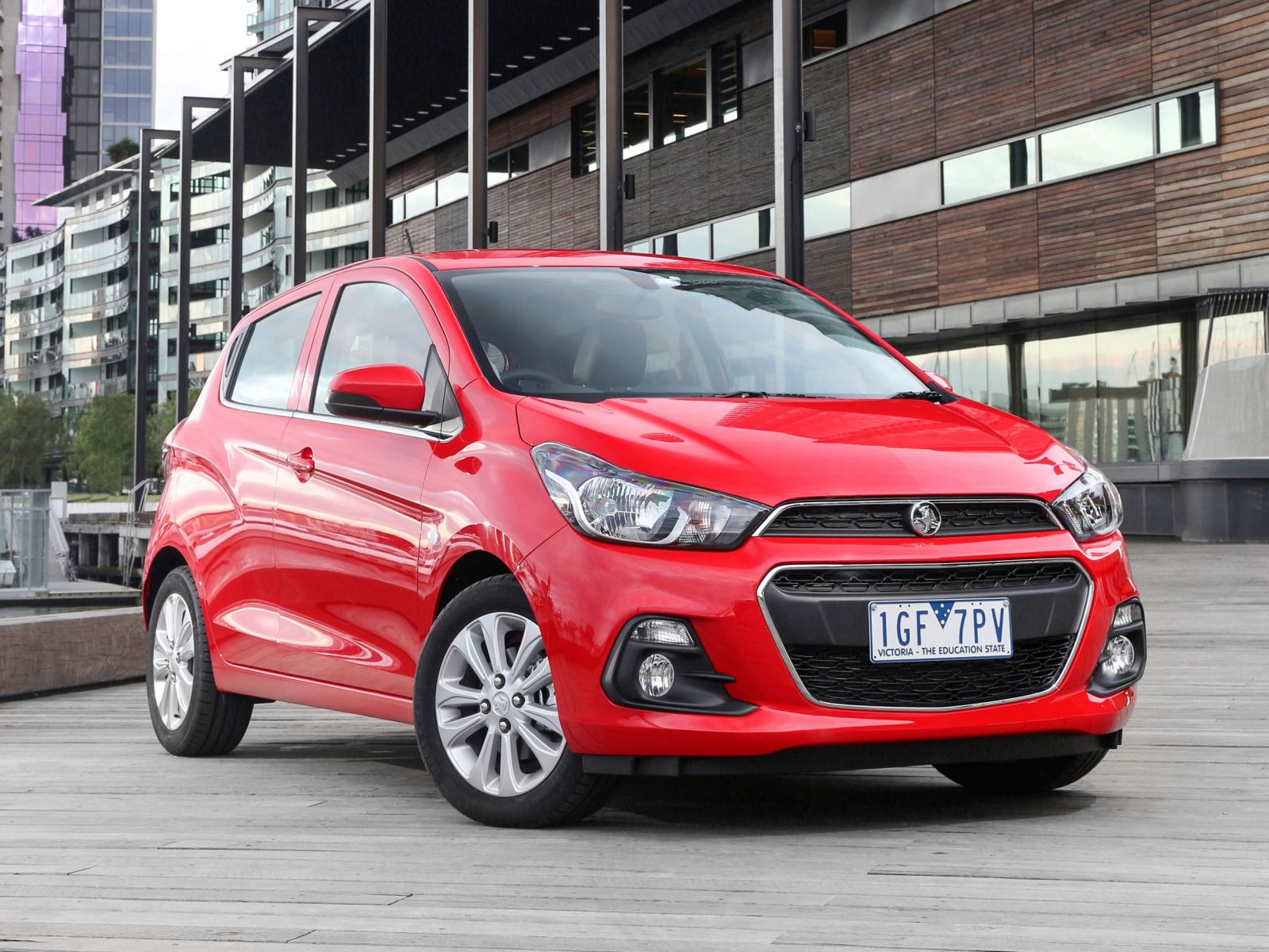 2016 Holden Spark - Prices, Specifications and Features