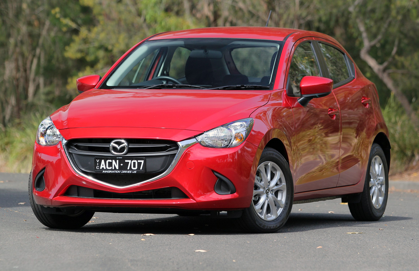 Mazda2 Hatch Recalled Over Potential Fuel Tank Leak