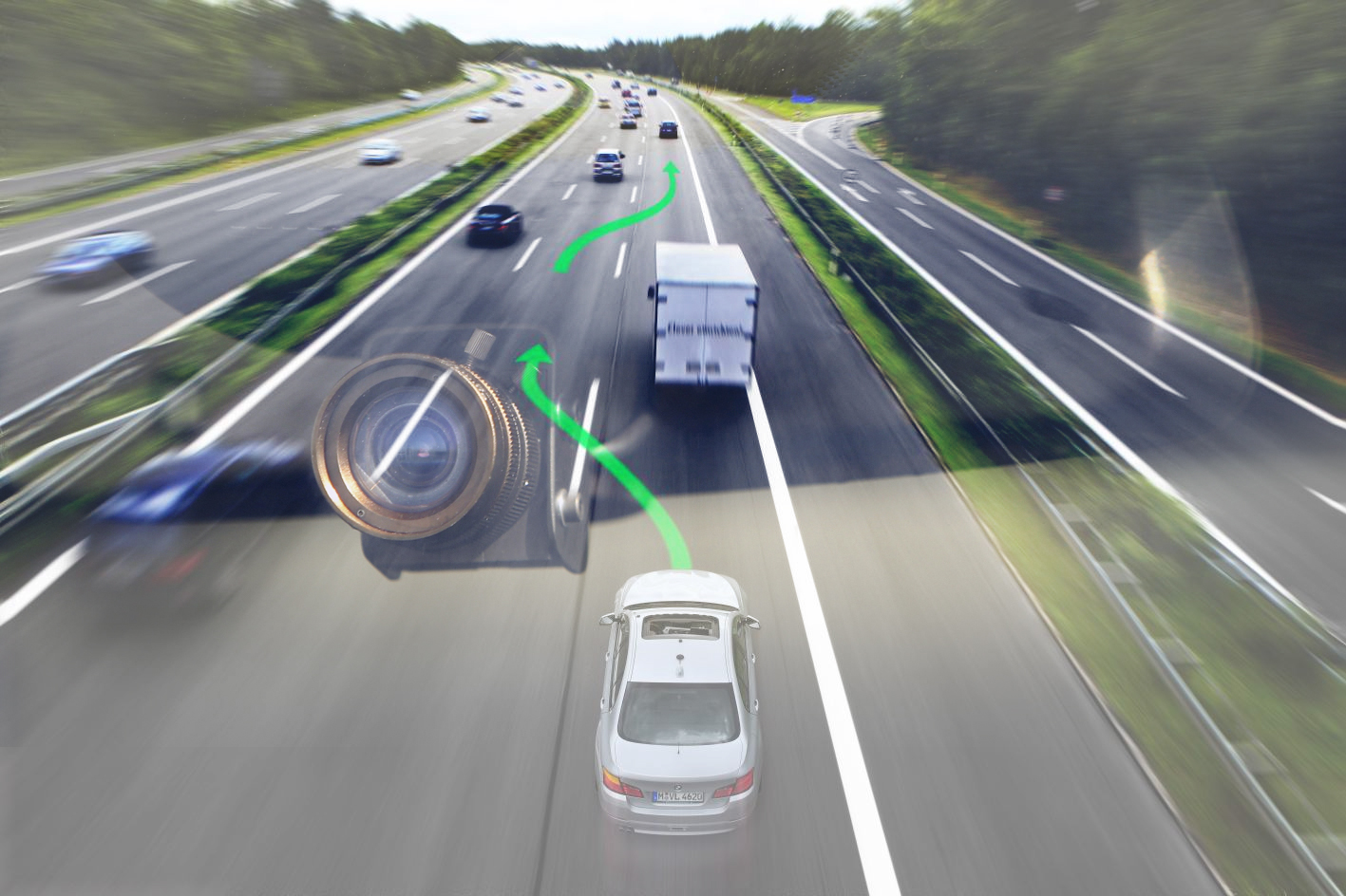 BMW To Collaborate With Intel On Autonomous Technology