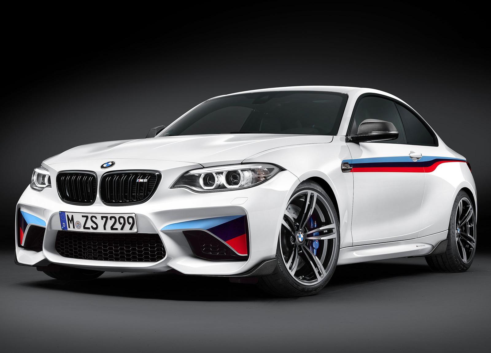 BMW To Develop Lightweight M2 CSL?