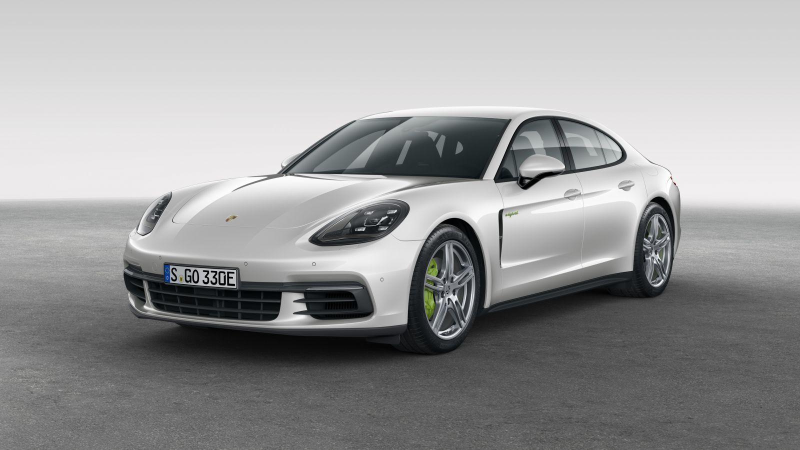 Porsche Panamera 4 E-Hybrid Set To Make Paris Debut