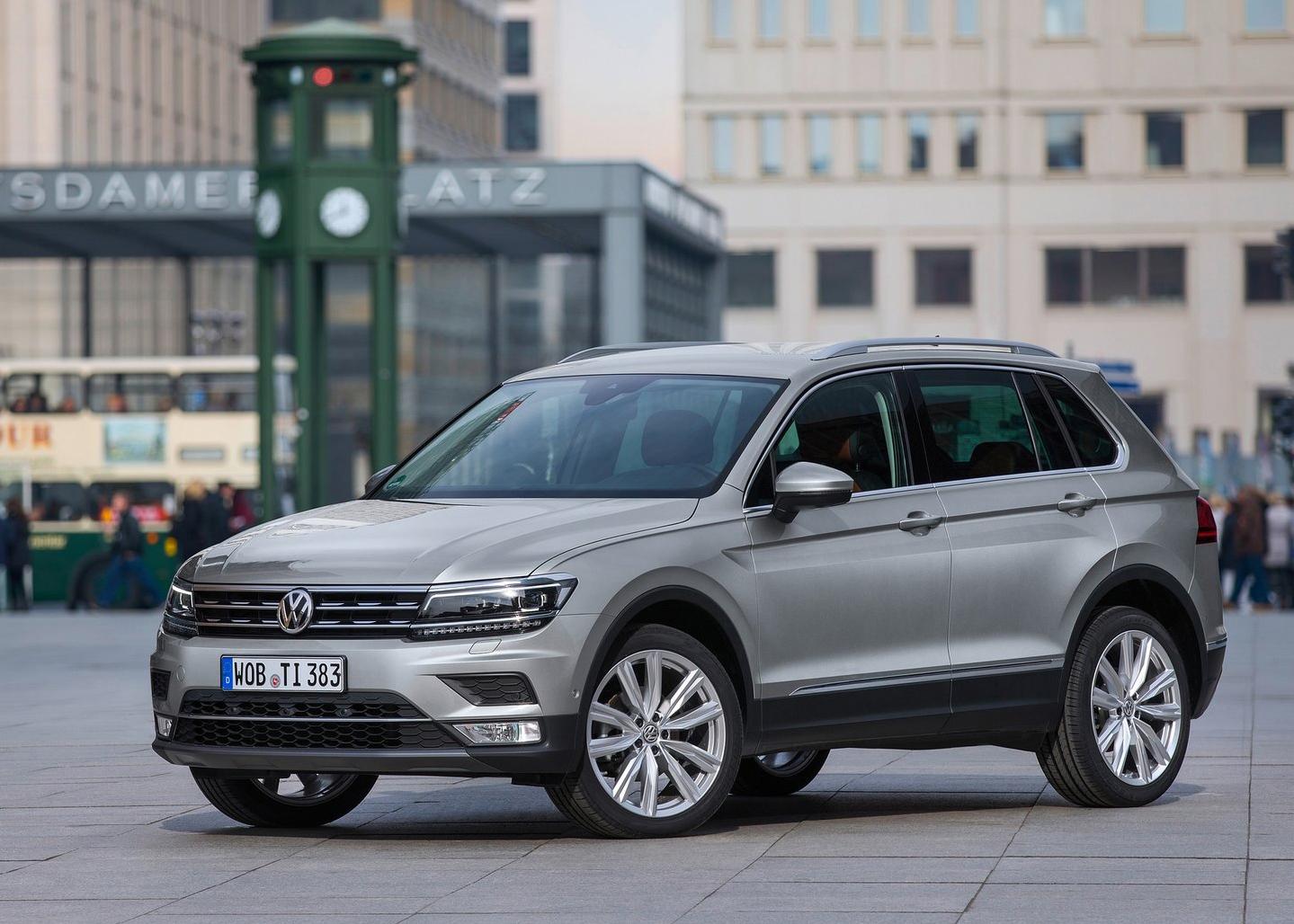 Volkswagen Tiguan | Engines And Specifications Of 2017 Australian Range