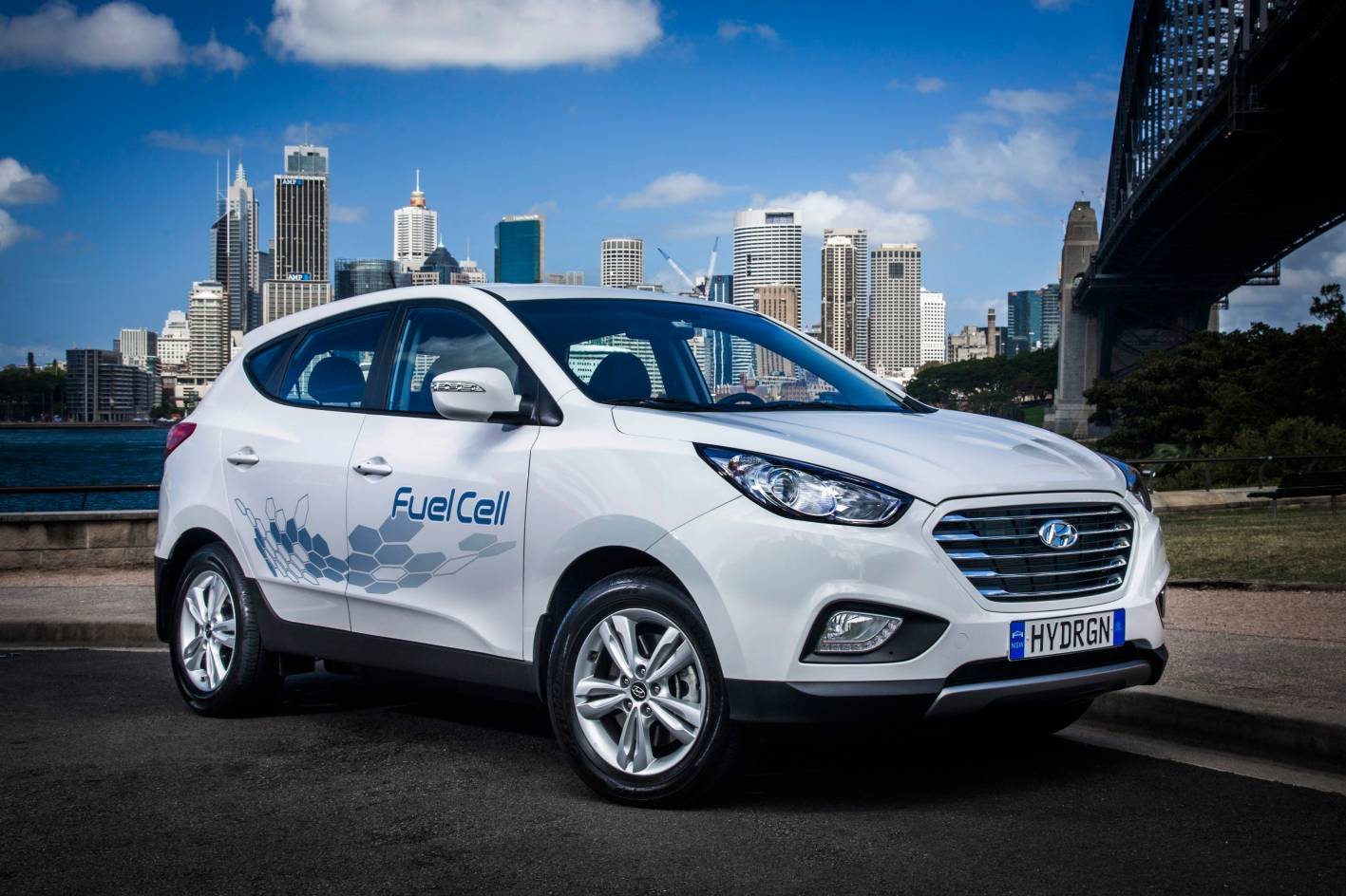 Hyundai Secures Australia's First Hydrogen Vehicle Order
