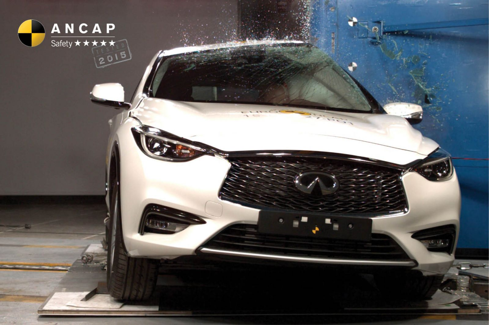 5-Star ANCAP Score Awarded To Infiniti Q30 Ahead Of Release