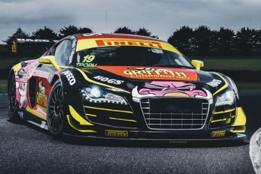Audi R8 LMS GT3 first drive review