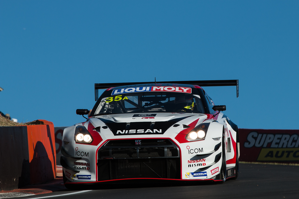 Nissan Aiming For Back-To-Back Wins At 2016 Bathurst 12 Hour