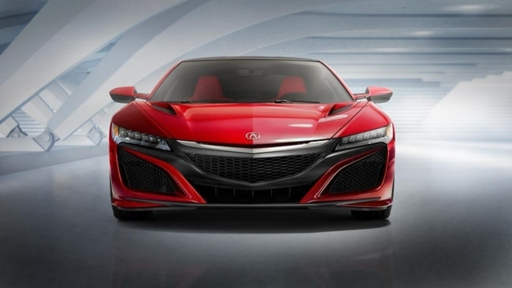 Honda's upcoming NSX (re-badged as an Acura for the American market) is being touted as the brand's next cult car.