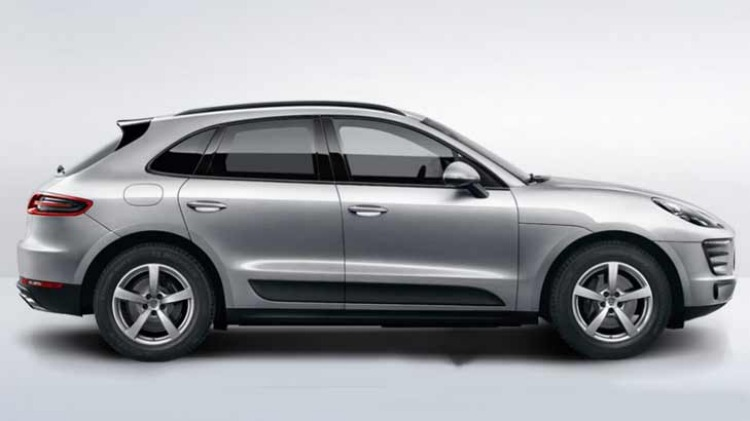 Porsche has added a four-cylinder variant to its Macan line-up.