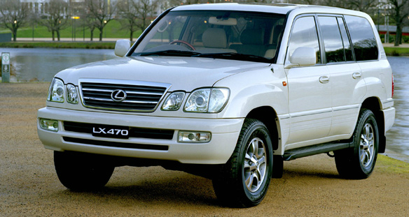 Lexus LX470 Recalled For Airbag Issues | Also Jeep Compass / Patriot And Cherokee