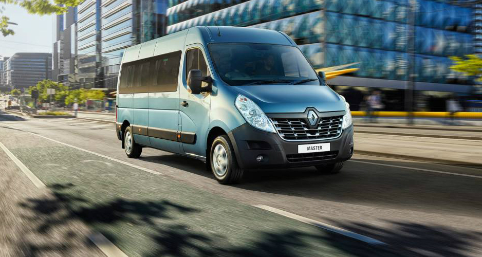 Renault Master Bus Now On Sale In Australia
