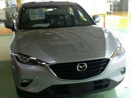 Mazda Koeru Makes The Move To Production With CX-4/CX-6