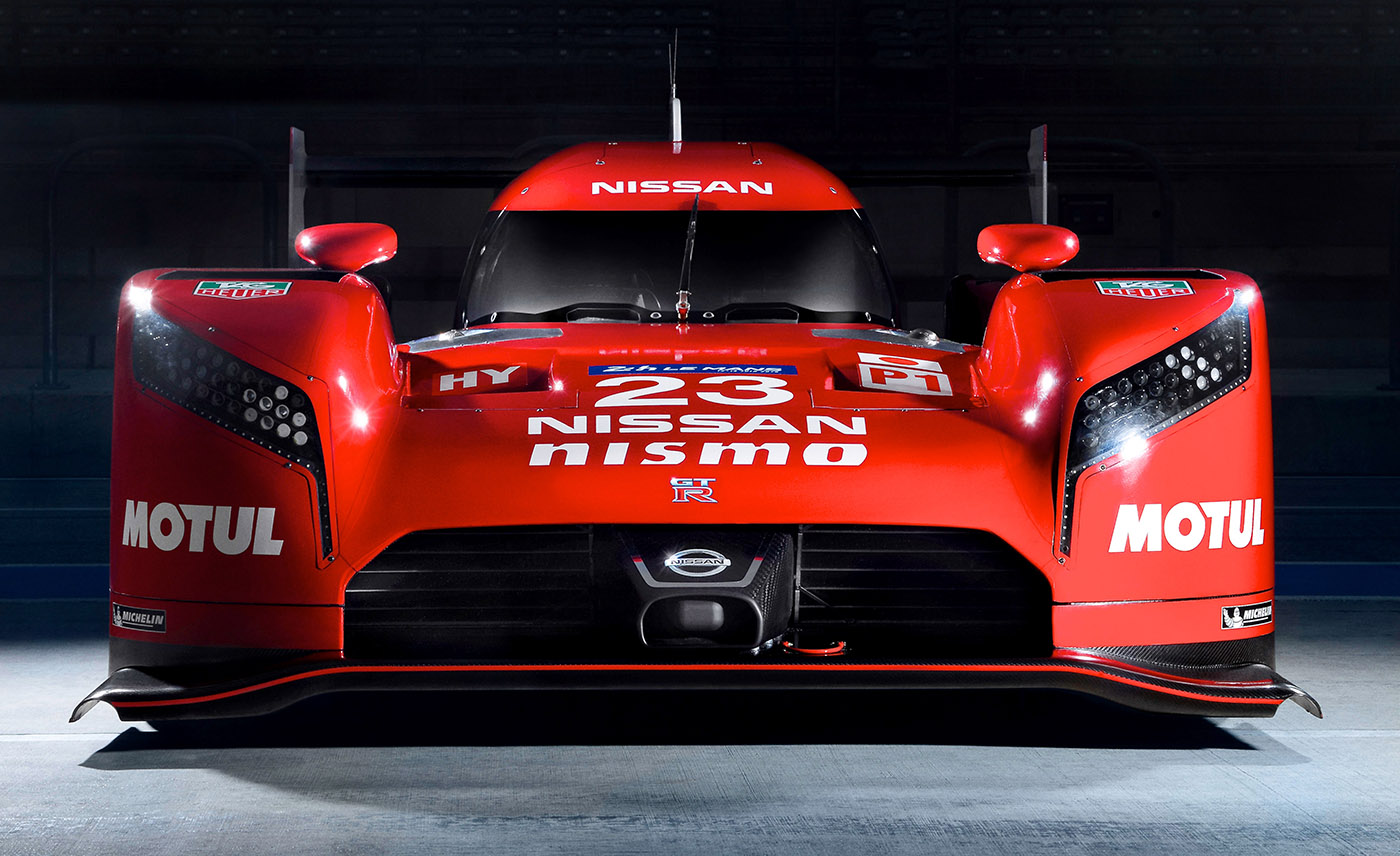 Nissan Pulls The Plug On GT-R LM Nismo Racer