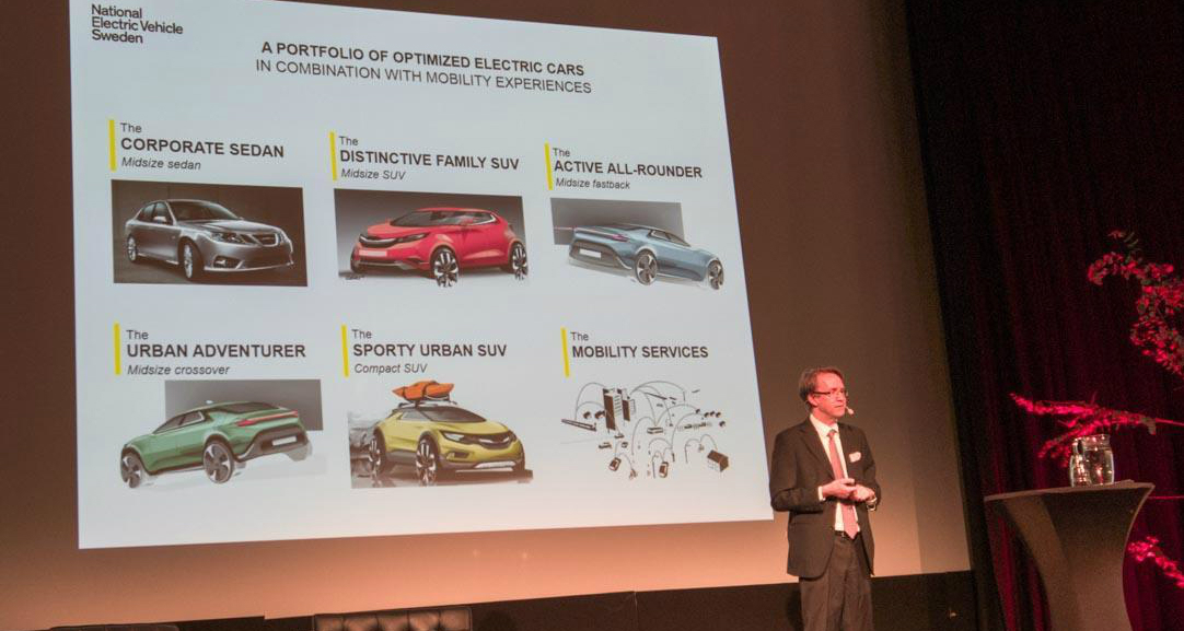 Saab Secures China Supply Deal For 9-3 EVs - Four New Models On The Way