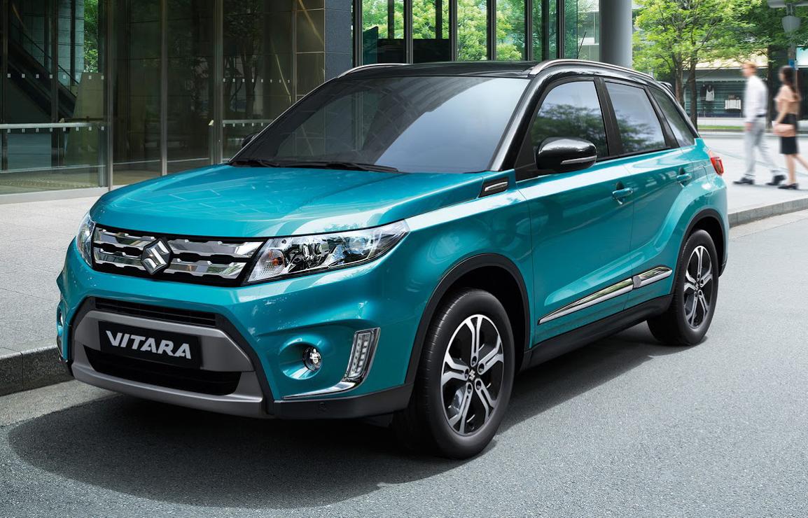 ANCAP - Maximum 5-Star Safety Ratings For Suzuki Vitara And Kia Optima