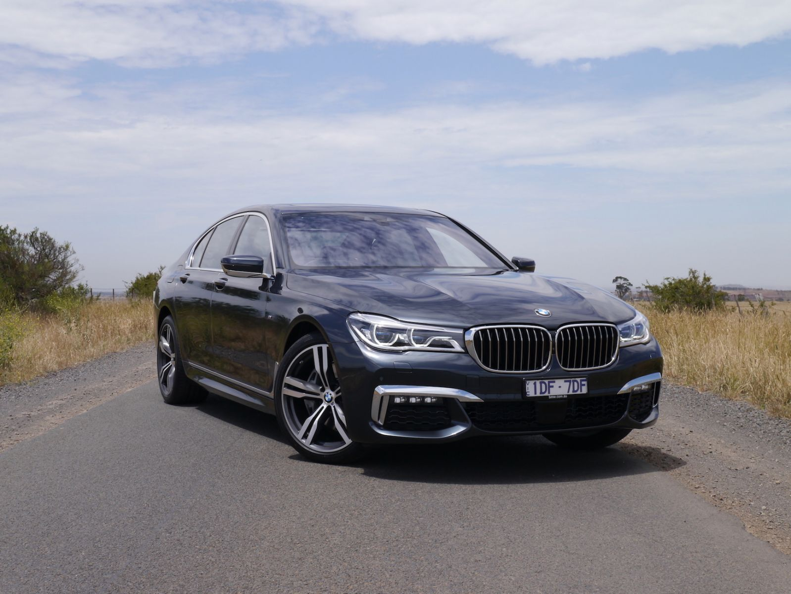 2016 BMW 740i Review   A New Benchmark In High-End Luxury