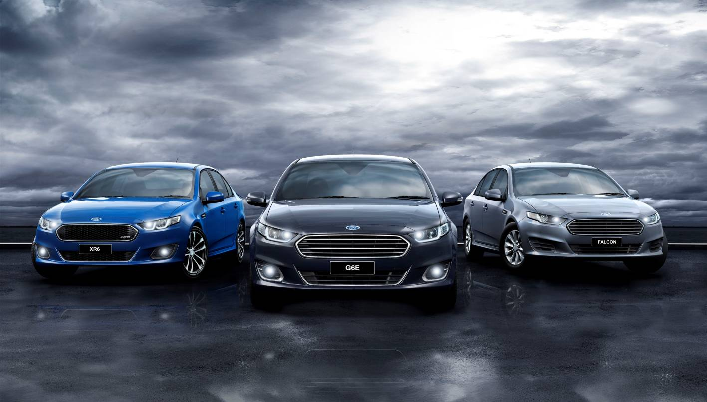 Ford Australia To Shut Down Falcon And Territory Production October 7, 2016
