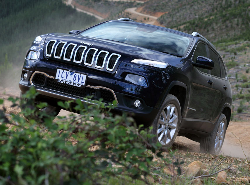 Jeep Cherokee Vulnerable To Wireless Hacking, But Australian Cars Safe