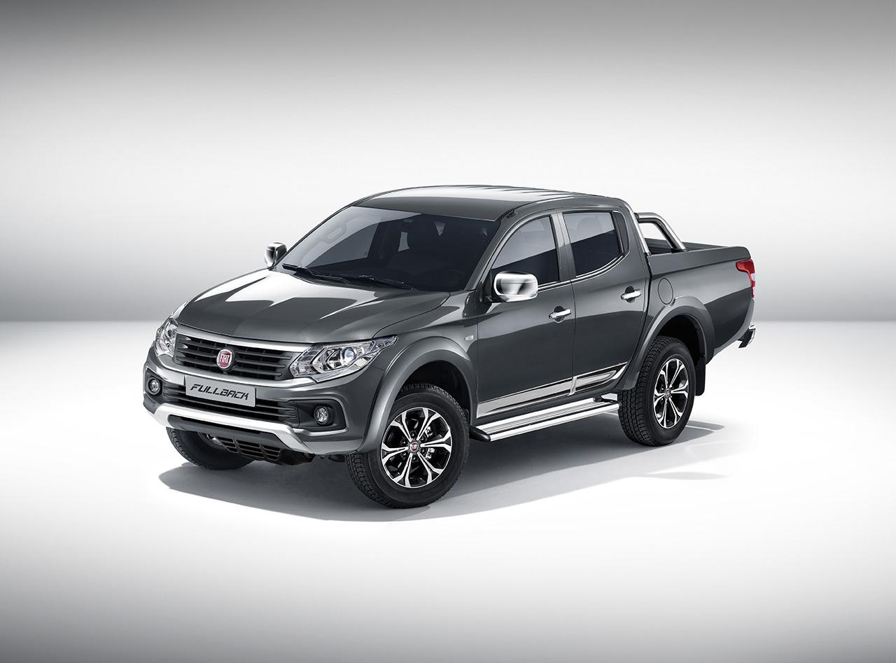 Fiat Fullback Ute Makes Dubai Motor Show Debut