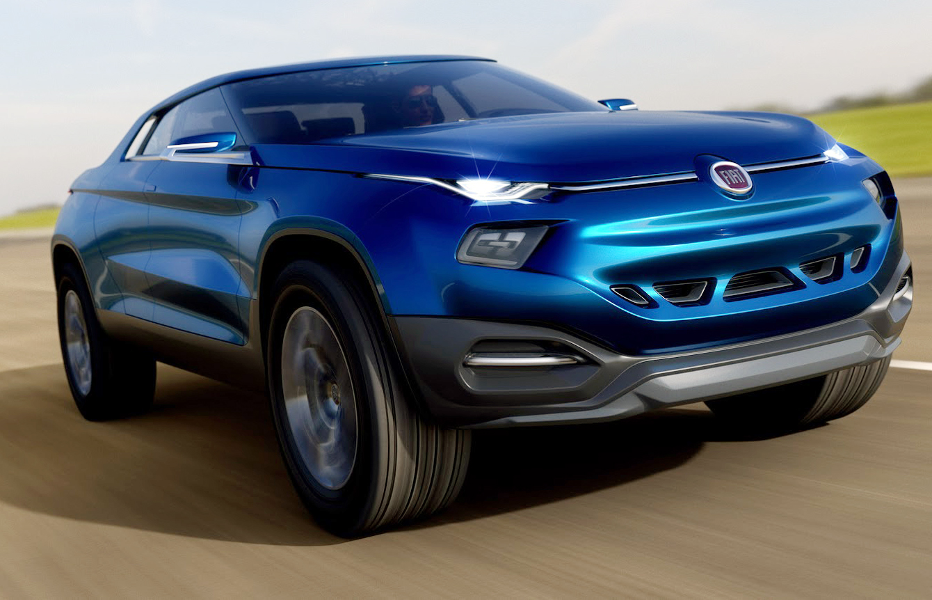 Fiat Rejected Cherokee-Based Ute In Favour Of Mitsubishi Triton